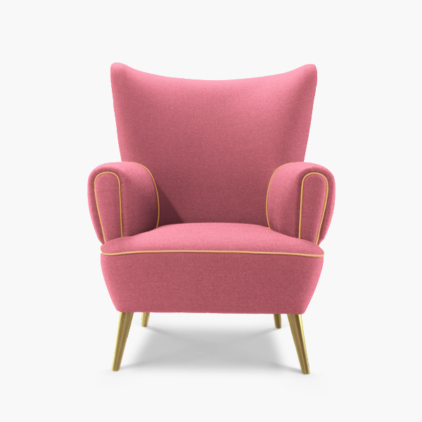 Garland Luxurious Armchair